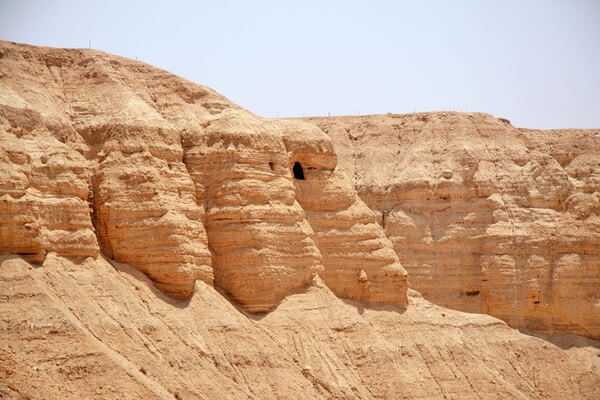 Qumran National Park; things to do near dead sea