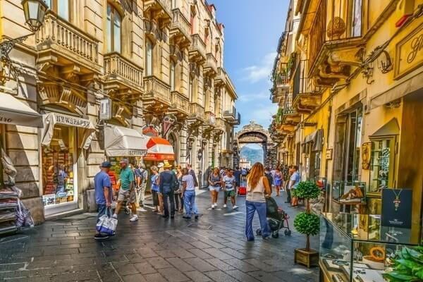 Sicily; Best Cities To Visit in Italy