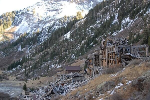 Southwest Colorado, best places to visit in colorado in the winter
