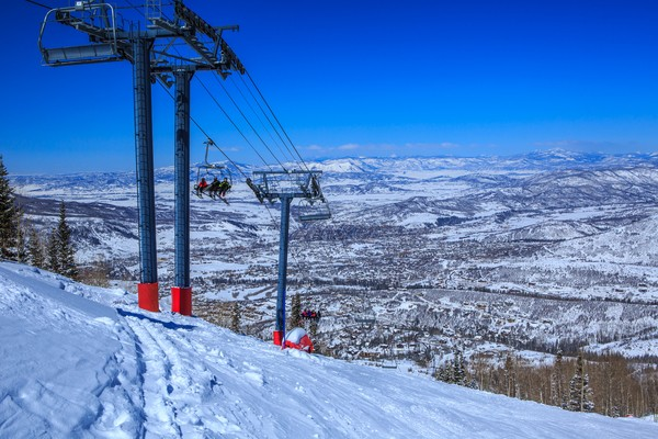 Steamboat Springs, best places to visit in colorado in the winter