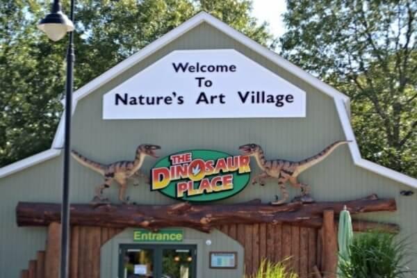 The Dinosaur Place