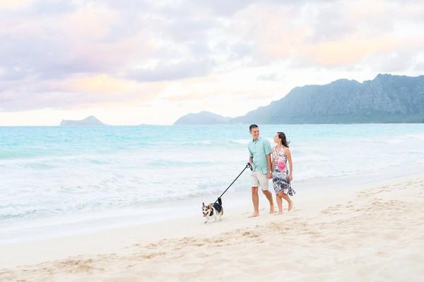 Honolulu, Hawaii romantic places
