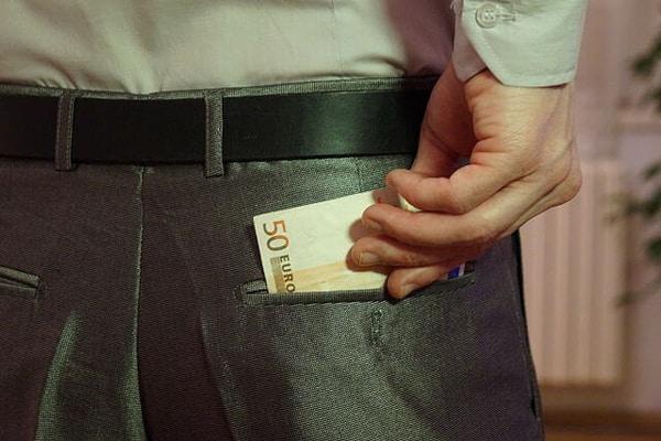 Vital Documents in back pocket