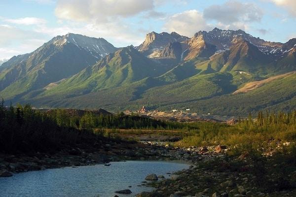 Wrangell St Elias National Park;best places to visit in Alaska