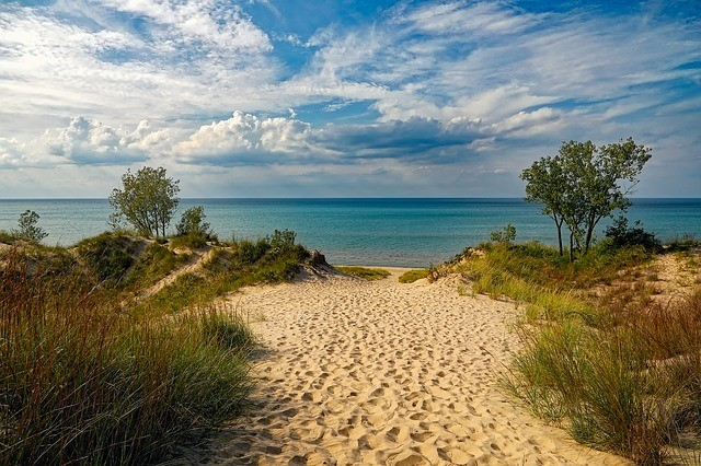 Indiana Dunes State Park, the adventure lovers paradise