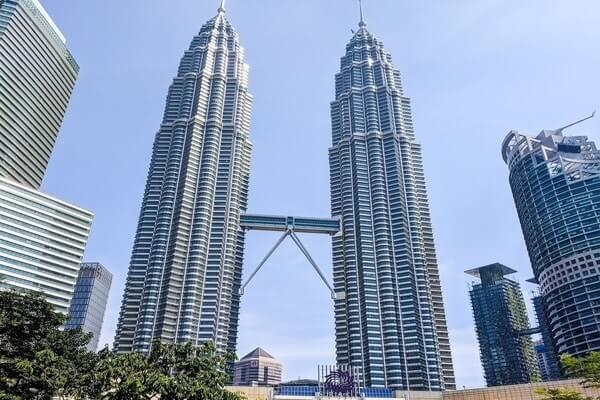 Petronas Tower Superstructure: 9th Tallest Building In The World; Famous Skyscrapers