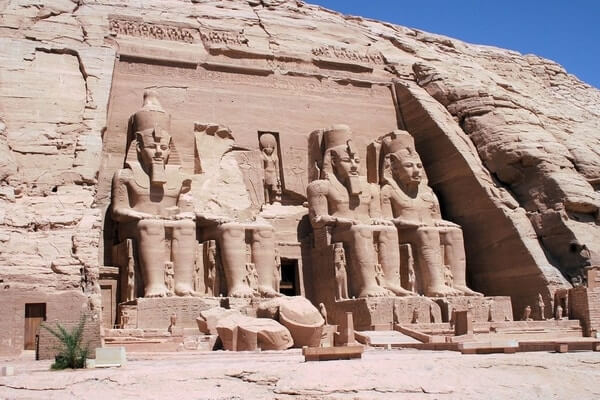 Abu Simbel; Best Places To Visit in Egypt