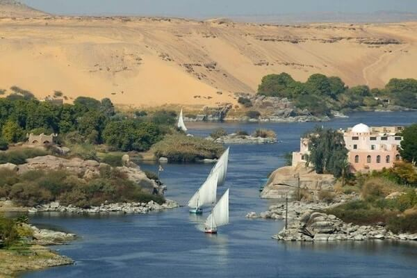 Aswan; Best Places To Visit in Egypt