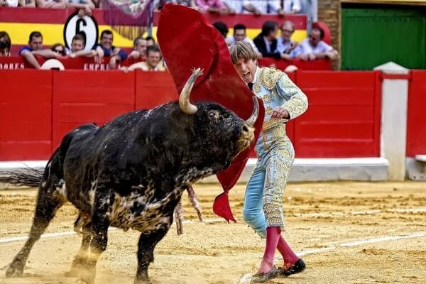 What is Spain Known For? ;Bullfighting