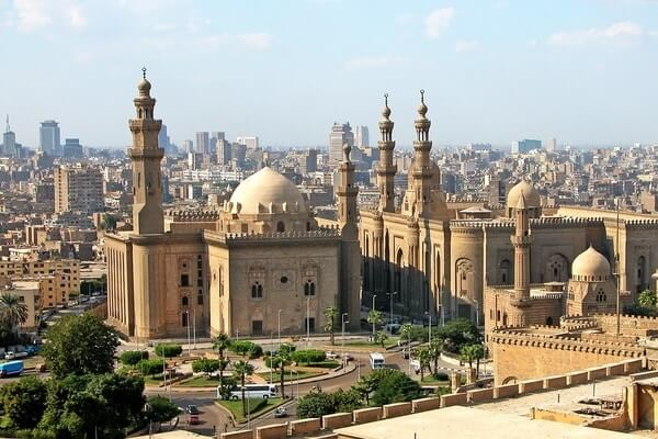 Cairo; Best Places To Visit in Egypt