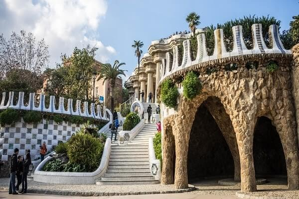 Gaudi's Barcelona; What is Spain Known For? (11 popular things)
