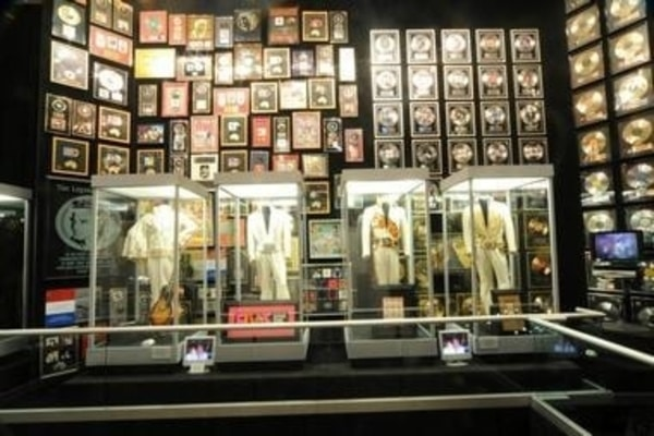 Graceland Museum in Tennessee