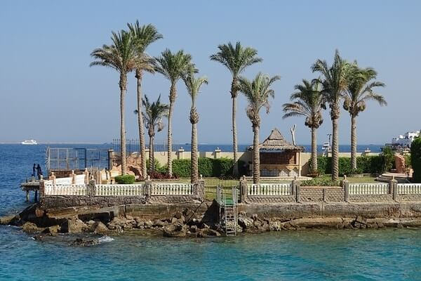 Hurghada; Best Places To Visit in Egypt