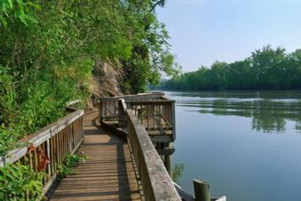 Ijams Nature Center, a top attraction in Tennessee