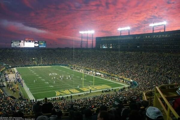 Lambeau Field; Best Places To Visit In Green Bay