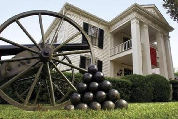 Lotz house museum, Tennessee, U.S