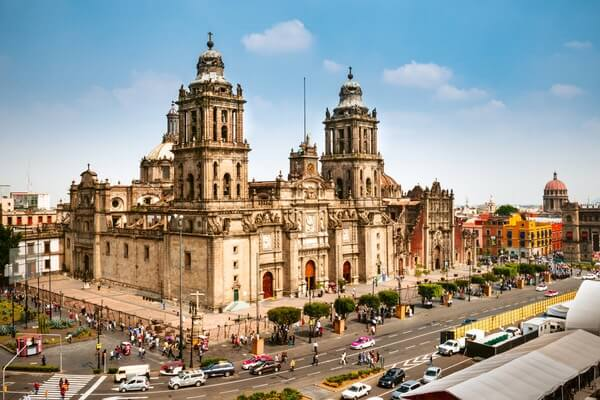 Mexico City, the capital of Mexico, Popular city of Mexico