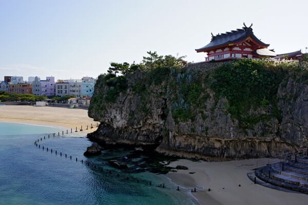 Okinawa; Romantic Places In Japan