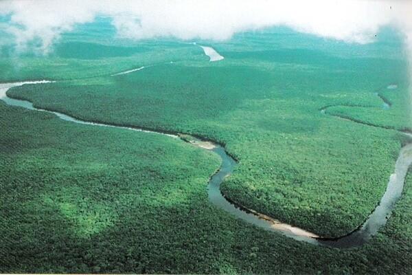 Orinoco Delta, venezuela tourist places