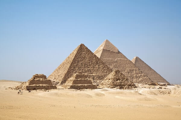 Pyramid of Giza; Best Places To Visit in Egypt