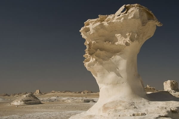 White Desert; Best Places To Visit in Egypt