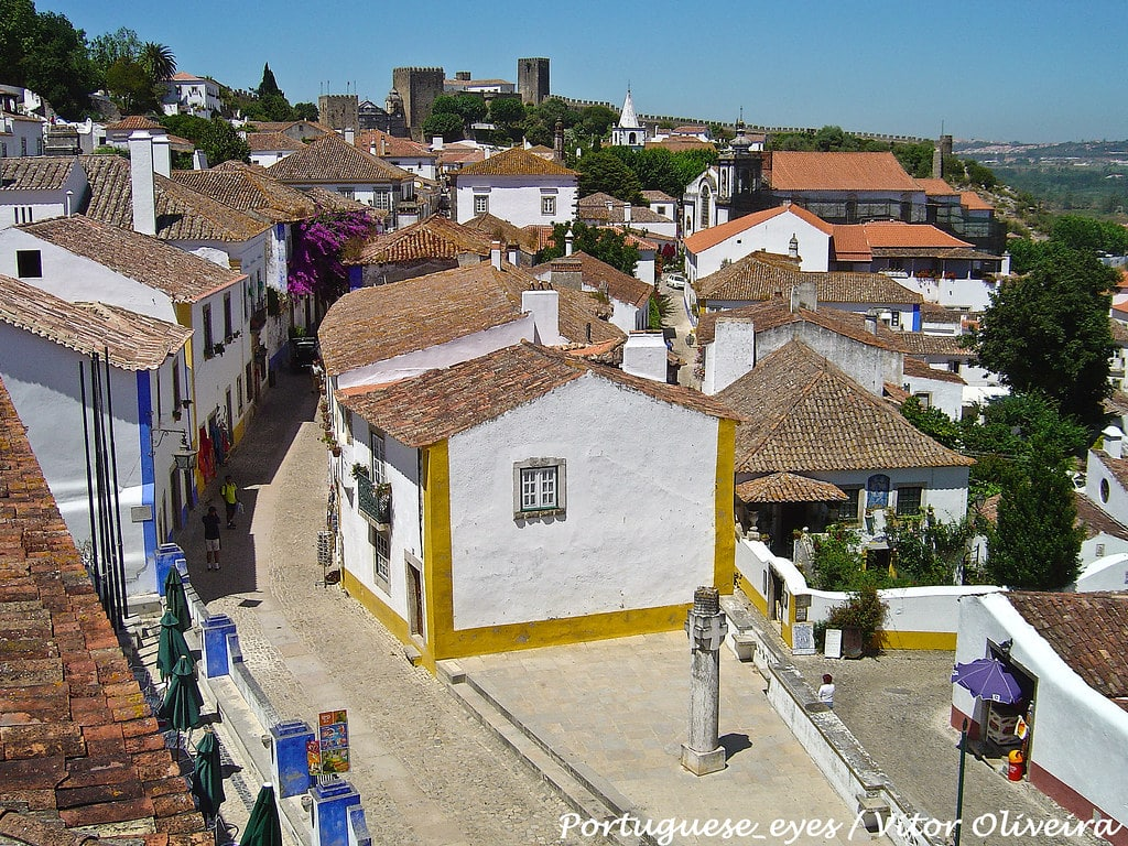 Óbidos;day trips from Lisbon