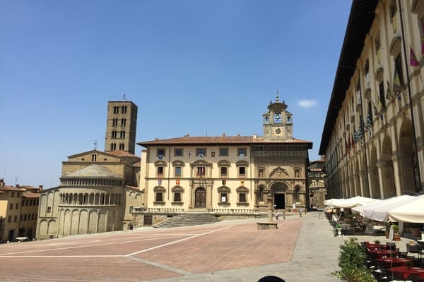 Arezzo, best day trips from Florence
