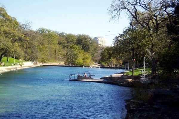 Borton Spring Pool;Best Day Trips From Austin
