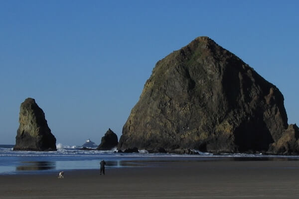 Cannon Beach and Seaside, weekend trips from Portland