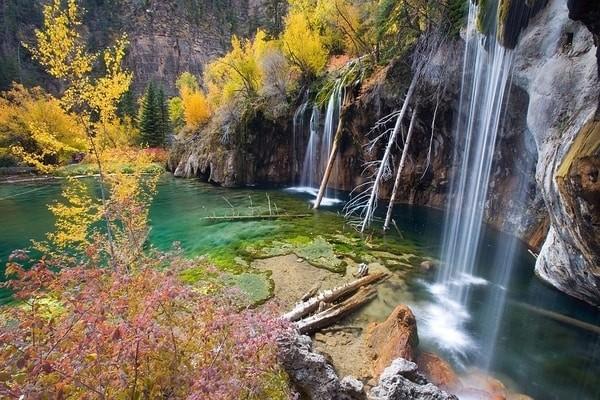 Glenwood Springs/Hanging Lake Trail, best day Trips from Denver