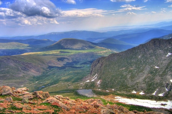 Mount Evans Scenic Byway, best day Trips from Denver