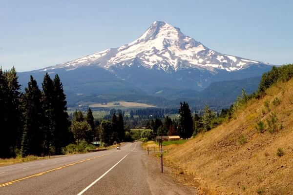Mount Hood, best day trips from Portland