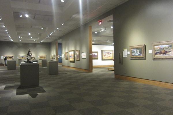 National Cowboy and Western Heritage museum, Oklahoma, U.S