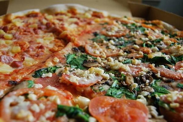 Oklahoma pizza