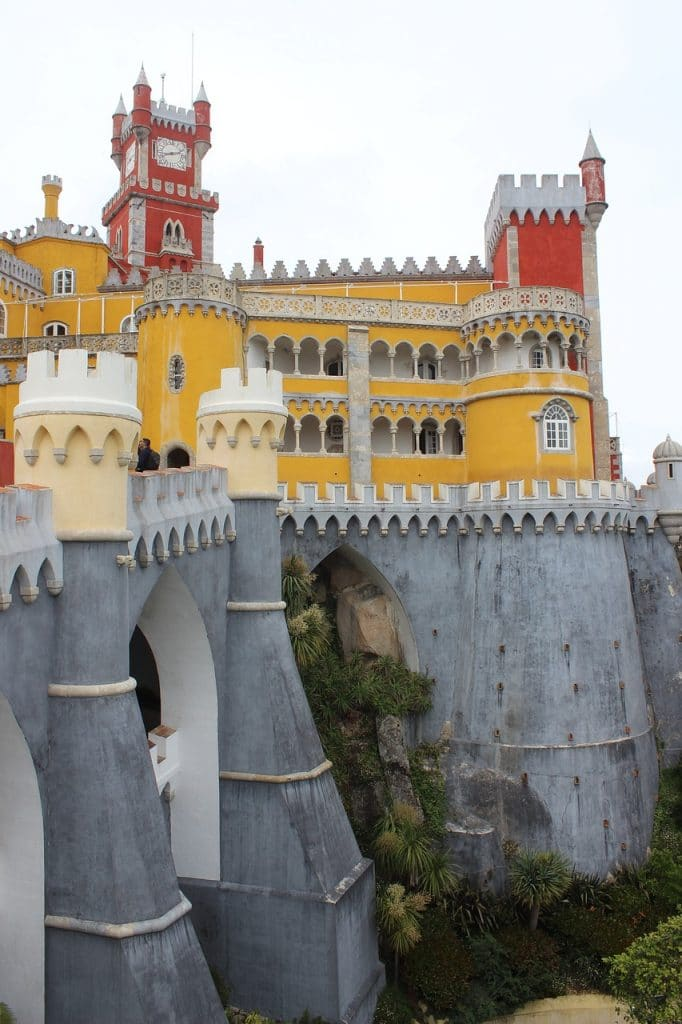 Sintra; day trips from Lisbon
