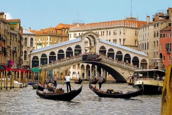 Venice, best day trips from Florence
