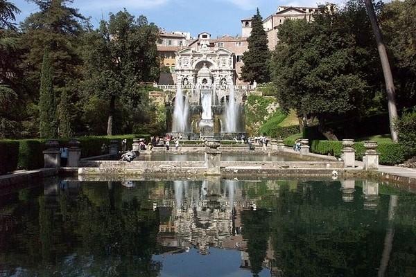 Villa_d'Este, Tivoli, Italy