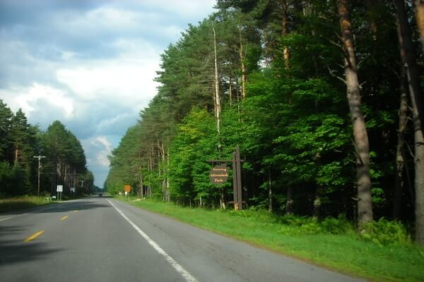 Adirondack Park Region, Day trips from Albany NY
