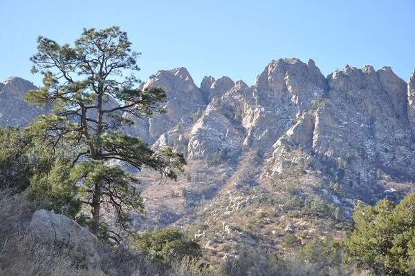 Aguirre Springs, Weekend trips from El Paso