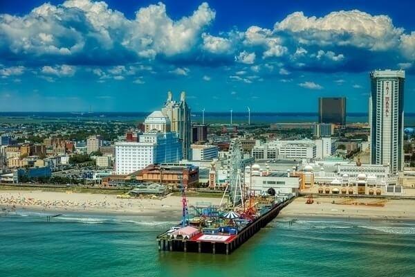 Atlantic city, day trips from philadelphia;weekend trips from philadelphia