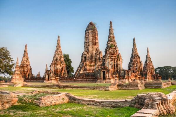 Ayutthaya, day trips from Bangkok