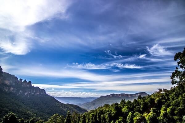 Blue Mountains National Park, best day trips from Sydney