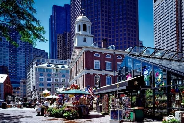 Boston Massachusetts; Weekend Getaways Day Trips From Albany NY
