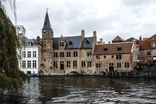 Bruges;Places To Visit In Belgium