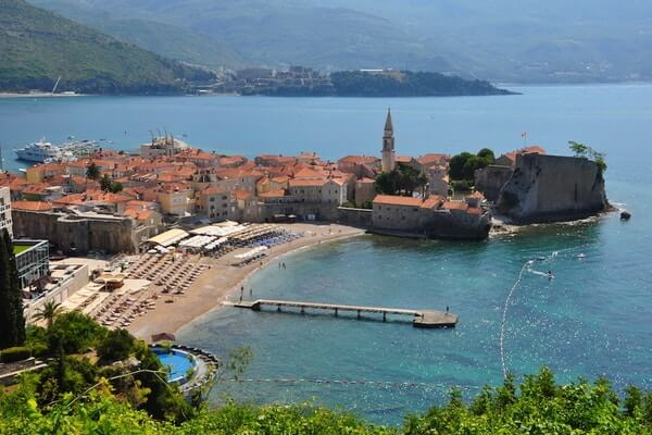 Budva; Best day trips from dubrovink;dubrovnik day trips