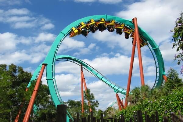 Busch Gardens; day trips from tampa