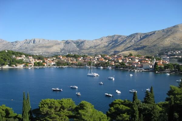 Cavtat , best day trips from Dubrovnik, montenegro day trip from dubrovnik