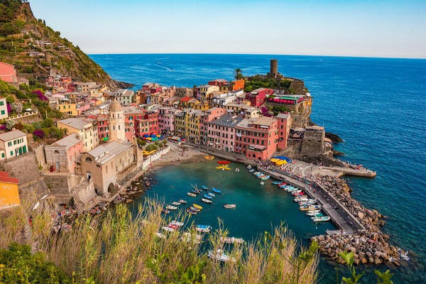 Cinque Terre;Day trips from Milan