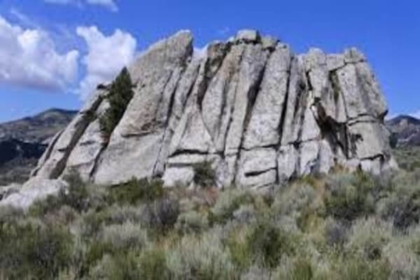 City of Rocks, rock climbing in day trips from Boise