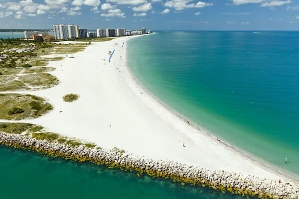 Clearwater Beach; Weekend Day Trips From Tampa City